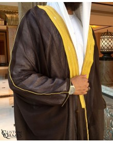 Bisht - Custom-made - Dark Brown