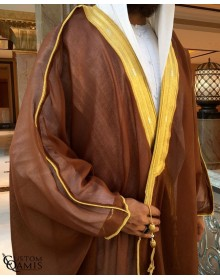 Bisht - Custom-made - Light Brown