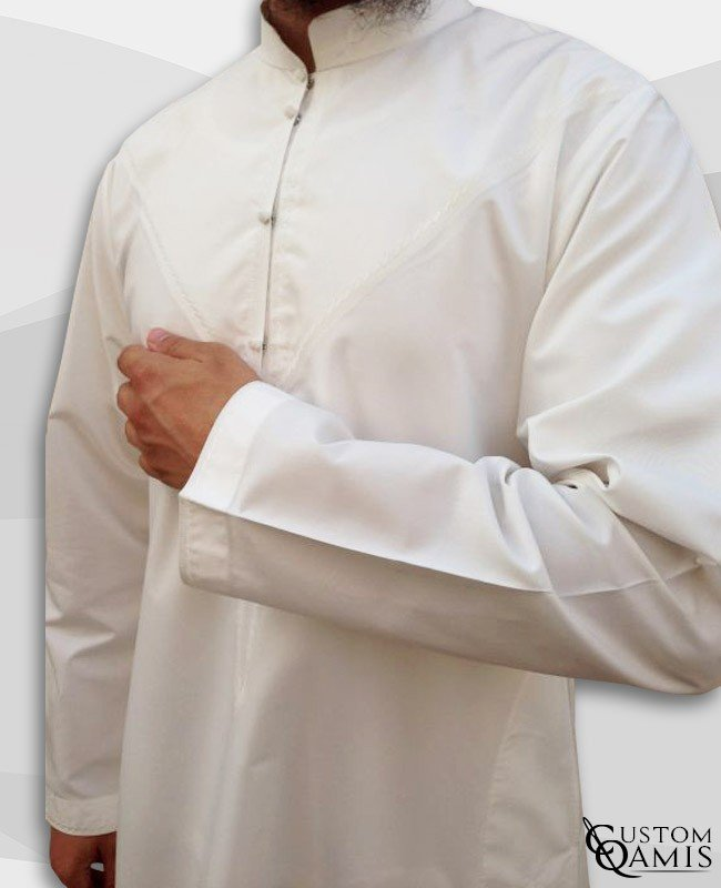 Emirati Kamees Cream Matte