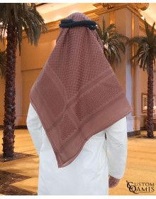 Brown Copper Shemagh