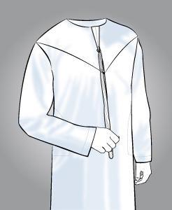 Qamis Emirati