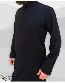 Qamis Sultan Imperial black
