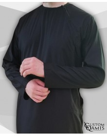 Imad Thobe Cotton black