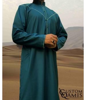 Emirati Thobe fabric Cashmere Wool Beige