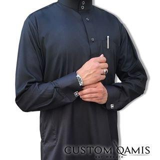 The traditional costume of Saudi Arabia