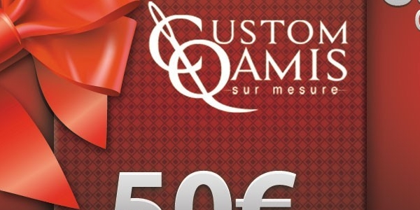 Have you heard about Custom-Qamis gift cards?